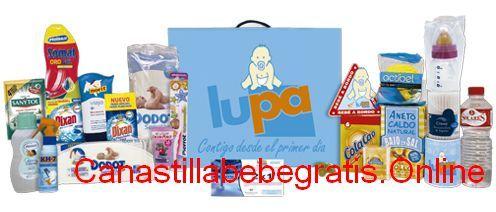 canastillas gratuitas de bebes lupa